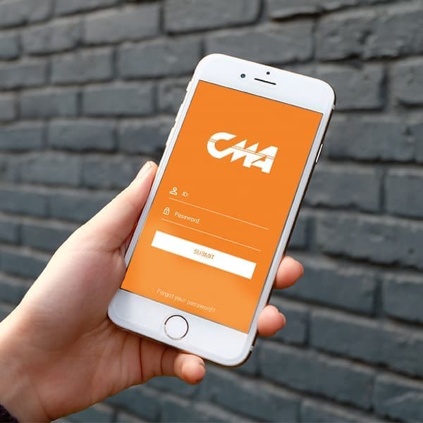 CMA Holding – Logistic mobile app
